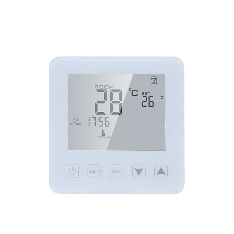 Free Shipping 230V Digital Programmable Underfloor Heating Thermostats For Electric Heating System