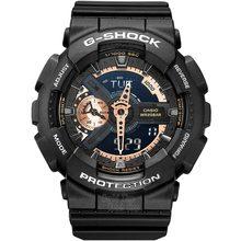 Casio watch Casual sports multi – functional men 's watch waterproof time watch GA-110RG-1A GA-110RG-7A
