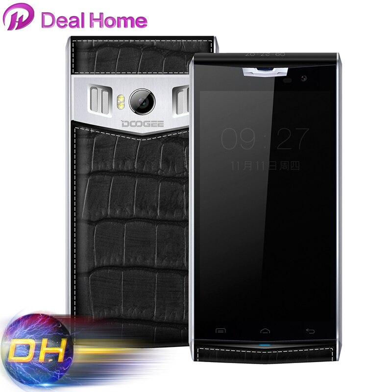 Цена за В наличии! Оригинал DOOGEE T3 4G FDD LTE Мобильный Телефон 4.7 ''720 P Android 6.0 MTK6753 Окта основные 3 ГБ RAM 32 ГБ ROM 13.0MP телефон