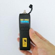 Livraison gratuite Mini photometre fibre optique compteur de puissance FTTH testeur de fibres YJ 320C  50 ~ + 26dBm ou YJ 320A  70 ~ + 6dBm