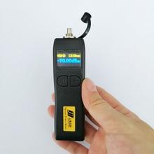 Mini Tester ottico della fibra FTTH del Tester di potenza della fibra di trasporto libero YJ 320C  50 ~ + 26dBm o YJ 320A  70 ~ + 6dBm