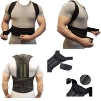 Back Brace Posture Corrector Adjustable Back Shoulder Support Belt Posture Correction Belt for Men Women Posture Corset Unisex