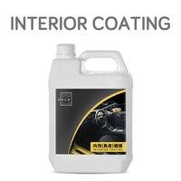 4l Car Paint Care Polish Hydrophobic Coating Car Interior Leather Seats Glass Plastic Maintenance Detergent Refurbisher