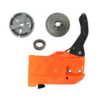 Clutch Drum Brake Handle Fits Chinese Chainsaw 4500 5200 5800 52cc BBT