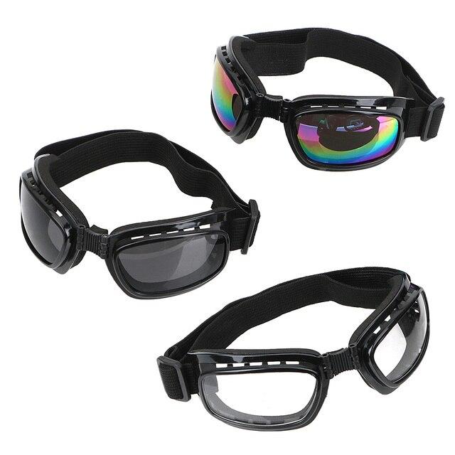 Leepee óculos de proteção uv para ciclismo, óculos de motociclismo à prova de vento e de poeira, óculos esportivos anti-reflexo 1
