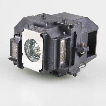 عالية الجودة EB-S10/EB-S9/EB-S92/EB-W10/EB-W9/EB-X10/EB-X9/EB-X92 لإبسون ELPL58 العارض المصباح الكهربي مع houisng