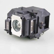 גבוהה באיכות EB S10/EB S9/EB S92/EB W10/EB W9/EB X10/EB X9/EB X92 עבור EPSON ELPL58 מקרן מנורת הנורה עם houisng