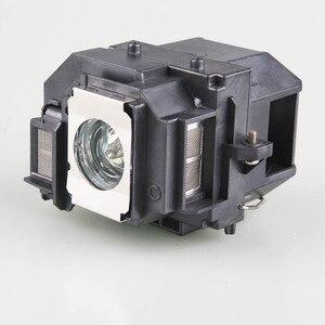 Image 1 - Высококачественная Лампа для проектора EPSON ELPL58 с корпусом