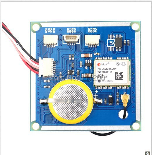 NEO-6M Ublox/u-blox GPS Module for MWC/APM freeshipping ublox neo 6m gps module with eeprom for mwc aeroquad with antenna
