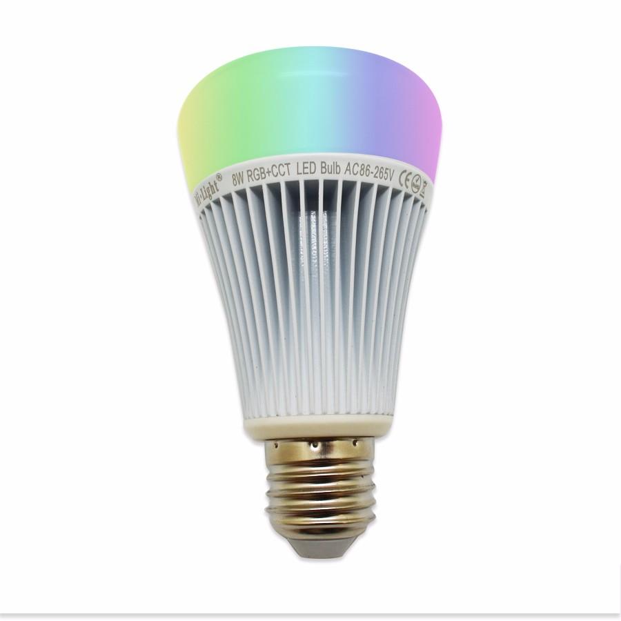 RGBWW 8W LED BULB2