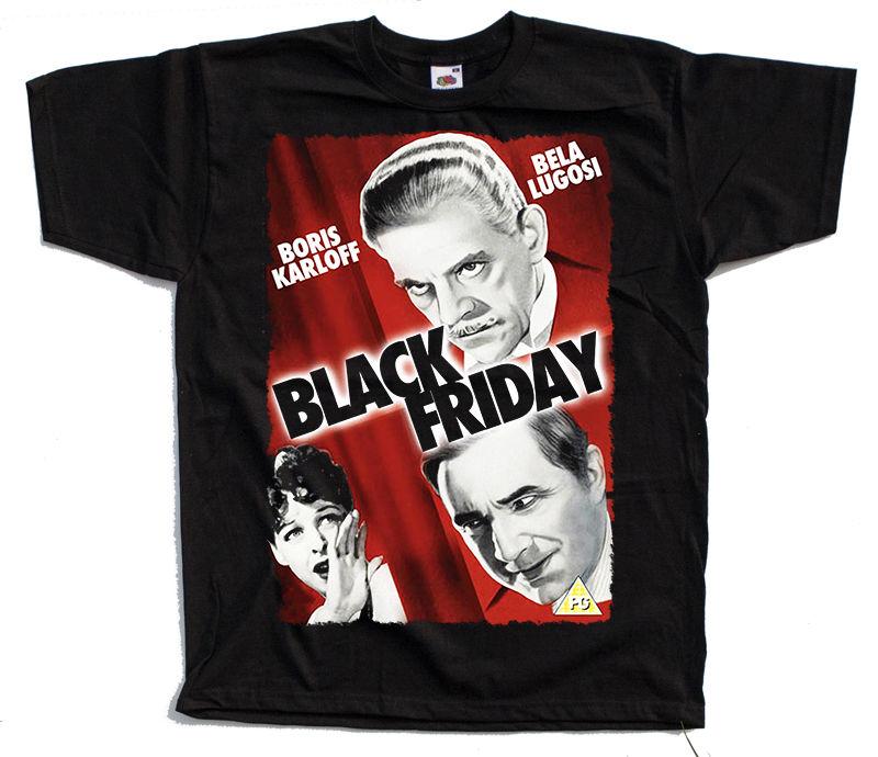 Black Friday V1 Movie Black Red Blue T Shirt All Sizes S 4Xl