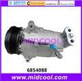 Высокое качество авто AC компрессор CVC для OPEL 6854088 42101071 45049346 48020137 92035040