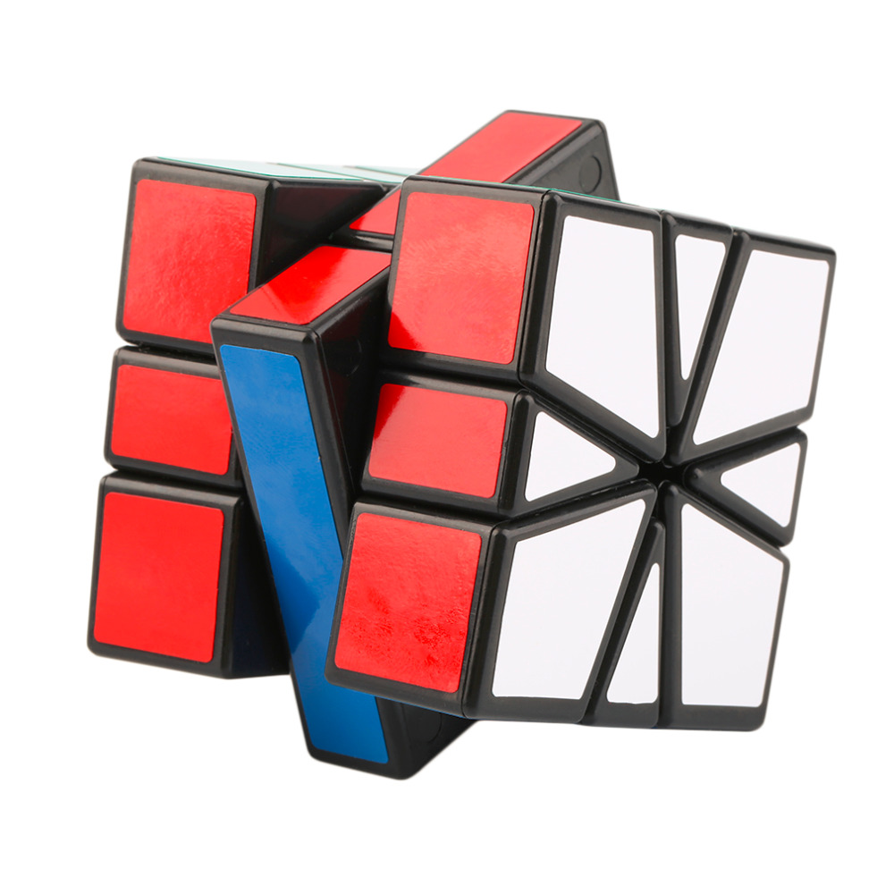 Hot! Speed Super Square One SQ-1 Plastic Magic Cube Twist Puzzle New Sale 2018 hot sale real one l