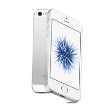 Unlocked Apple iPhone SE 16G ROM LTE phone 12.0 MP Camera Dual core Fingerprint 4.0″ used smartphone model A1662 / A1723