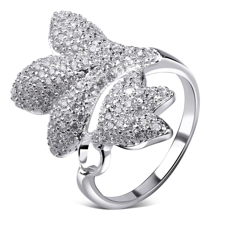 Wholesale Price Dress Trendy Women Rings Engagement Gift Top ...