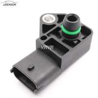 4PCS/Lot NEW High Quality Intake Manifold Pressure Sensor For Opel 97287868 0281002487 MAP Sensor