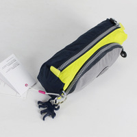 Waterproof Nylon Brand Monkey School Pencil Case With Many Colors 21 5 10 5 6 5cm
