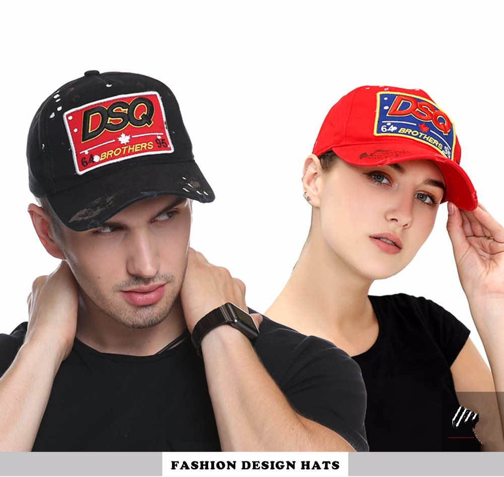 2018 DSQICOND2 Cotton Baseball Caps DSQ s