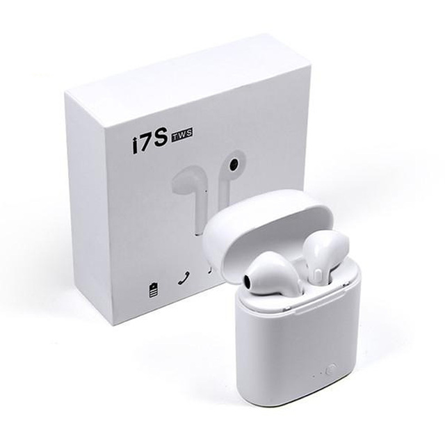 acff52924af Hot Sell Air Pods I7s TWS Mini Wireless Bluetooth Earphone Stereo Earbud  Headset with Charging Box