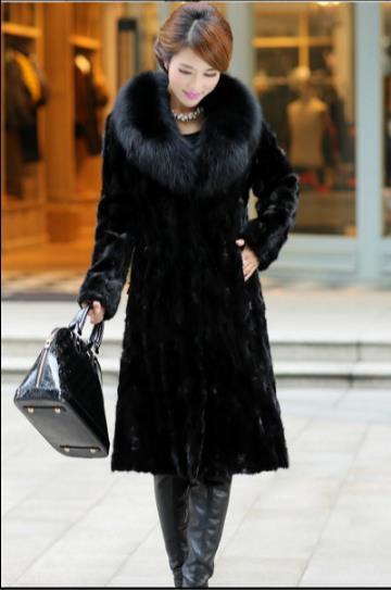 2018 D'hiver Taille Femmes Manteau Furry Moelleux La Fourrure Z314 Outwear Artificielle Femme Veste Chaud De Faux Plus dpqwfxE5O