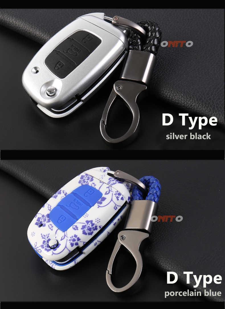 1 шт. Чехлы для ключей брелок для ключей для hyundai i20 i30 i35 iX20 iX35 Solaris Verna пульт дистанционного управления защиты комплект стайлинга автомобилей