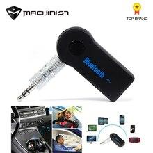 Universal 3,5mm Streaming Auto A2DP Drahtlose Bluetooth 3,0 Auto Kit AUX Audio Musik Receiver Adapter Freihändiger mit Mic für MP3