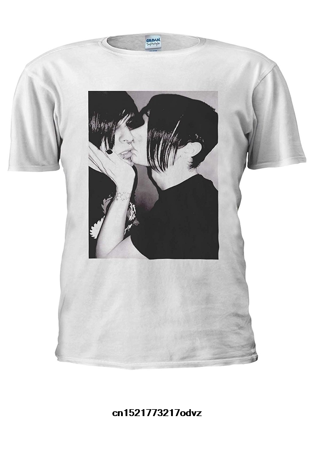 Men T Shirt Emo Gay Kissing Love Tumblr Blogger Funny T Shirt Novelty Tshirt Women In T Shirts From Mens Clothing Accessories On Aliexpress Com Alibaba