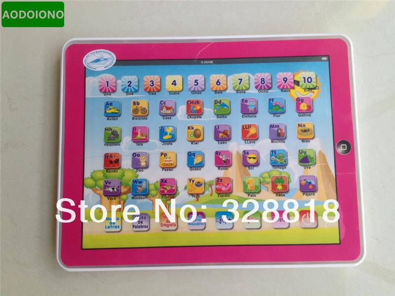 Spanish Language Y pad Ypad Children Early Learning ...