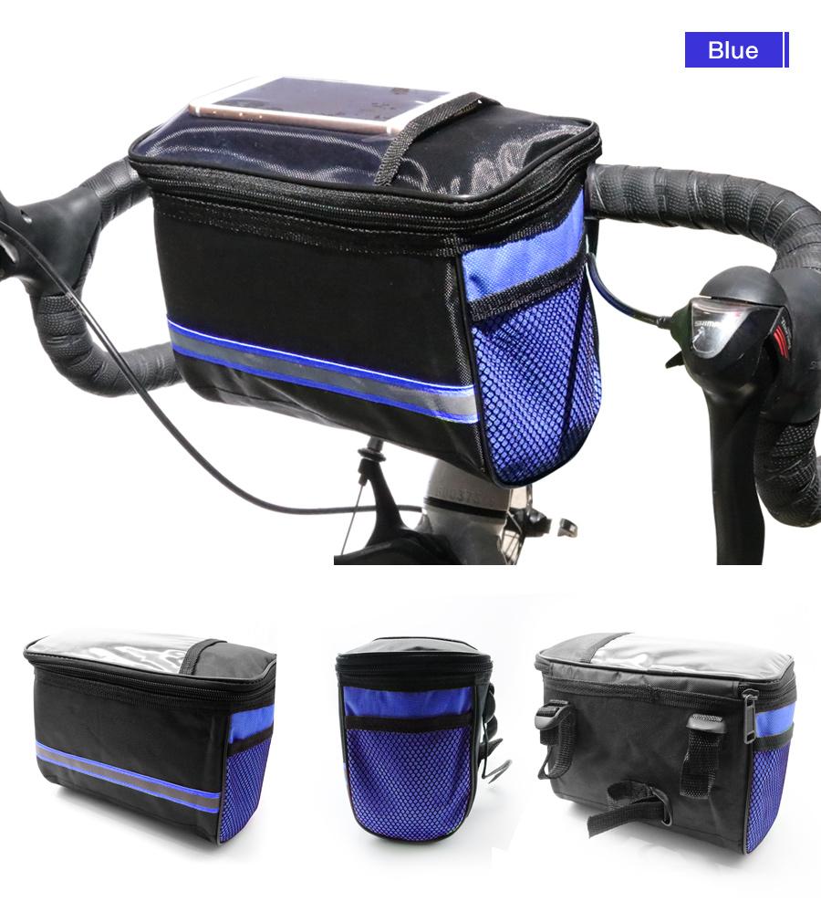 bicycle bag handlebar