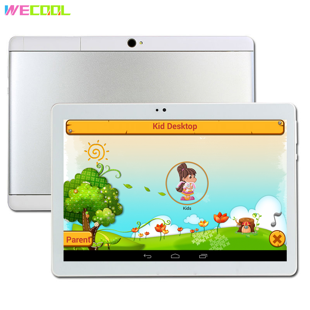 Spirited Wecool M102 10 Inch Tablet Pc For Childen Quad Core 16gb Kids Educational Apps And Kids Games Tablet Pc Support 3g Phone Calling Computer & Office