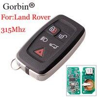 GORBIN Smart Remote Key Keyless Fob For LAND ROVER 315MHz For Land Rover LR2 LR4 2010 2011 2012 Fob Car keys