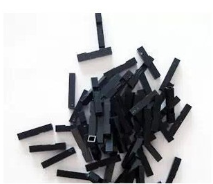 100PCS 1P Jumper Wire Cable Housing Female Pin Connector DuPont Plastic Shell 2.54mm