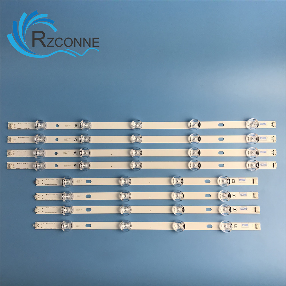 RZCONNE LED Backlight Strip 9 Lamp For LG TV Innotek DRT 3.0 47