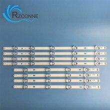 Bande 9 pour rétroéclairage, éclairage pour LG 47 pouces, TV innotek DRT LED 47 pouces, 47LB6300 47GB6500 47LB652V 47lb650v LC470DUH 47LB5610 47l565v