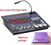 Originale King Kong 1024 DMX Illuminazione Console di Ingegneria Luci del Palcoscenico Professionale Perla Avolite Controller DJ Attrezzature Discoteca