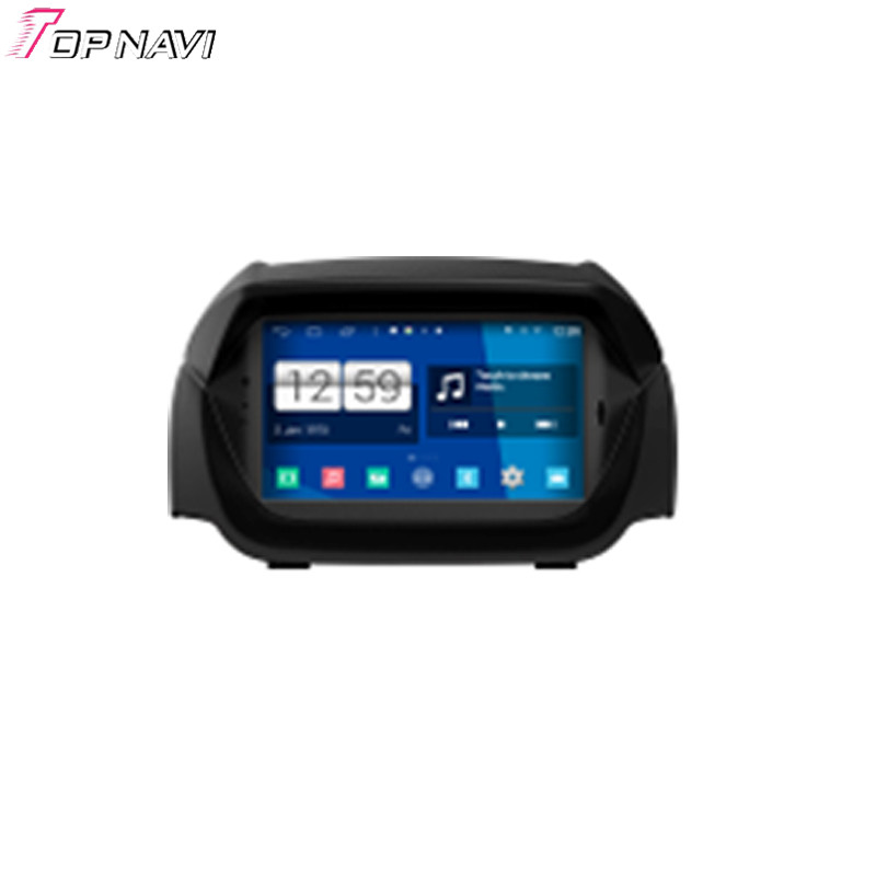 Top Free Shipping Quad Core S160 Android 4.4 Car Stereo For ECO sport With 16GB Flash Wifi BT GPS