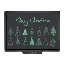 Howeasy Board Erasable Memo Rewritable Paperless LCD Writing Pad Board Small Electronic Blackboard 20 Inch