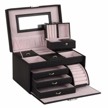 Jewelry Storage Box Display Organizer