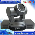 DANNOVO HD-SDI Desktop Video Conference Camera,1080P/60, 10x Optical Zoom, Support HD-SDI,HDMI,Ypbpr,AV Video Output