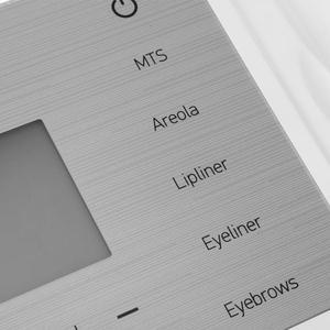 Image 5 - Kalıcı makyaj dövme makinesi Artmex V9 göz kaş dudak döner kalem MTS PMU sistemi dövme İğne Microblading dövme makinesi