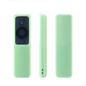 Image 3 - Afstandsbediening Cover voor Xiaomi 4A 4C 4X4 S SIKAI TV Voice afstandsbediening Geval