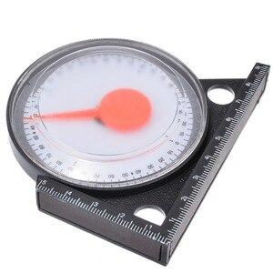 Image 3 - مقياس الميل المائل لتحديد الزوايا مقياس مستوى الميل والمنقلة مقياس لقياس الميل مع أدوات قياس القاعدة المغناطيسية