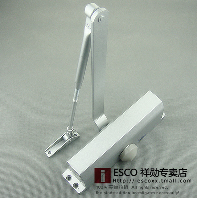 Hydraulic door closer buffer door closing device door fixed device 85--100KG without positioning & Hydraulic door closer buffer door closing device door fixed device ...