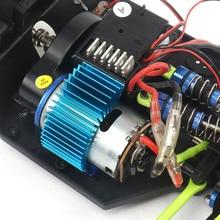 WLtoys 12428 12423 A959-B A969-B A979-B A929-B RC Автозапчасти 540 550 Моторный радиатор