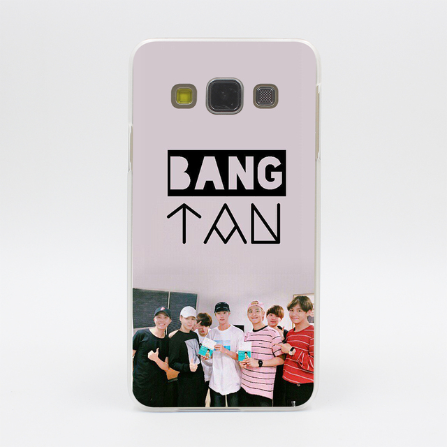 BTS Phone Cases for Samsung Galaxy A, J , Prime and Note