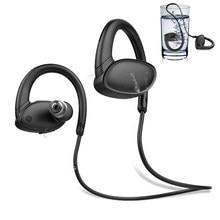 8fc1f49e268169 OVEVO X9 Vis Bionische 8g MP3 Bluetooth V4.2 Oortelefoon IPX7 Waterdichte  Zwemmen Sport Super Bass HiFi Koptelefoon met Microfoo.