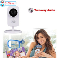 Mini Wifi IP camera Wireless HD 720P Smart Baby Monitor CCTV Security Cam P2P Network Babyfoon camera Home security babe cam