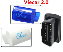 2016 MINI ELM 327 Viecar 2.0 Bluetooth OBD2 Scanner For Multi-Brand Cars Auto Diagnosis Tool With The Lowest Price