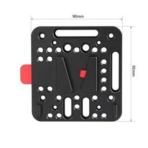 Image 3 - SmallRig V Lock Assembly Kit Female V Dock Male V Lock Quick Release Plate   1846
