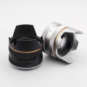 Image 5 - เลนส์มือหมุน kaxinda 14 มม.F3.5 เลนส์มุมกว้างมุมกว้างสำหรับเลนส์สำหรับ Sony Fujifilm Olympus Canon Panasonic Mirrorless กล้อง F/3.5